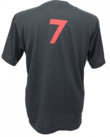 00300-ACTTシャツに後ろに、各ナンバーをプリント